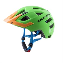 Шлем CRATONI MAXSTER PRO lime-orange-blue - фото 5964