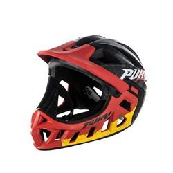 Шлем фулфейс Puky black - фото 6396