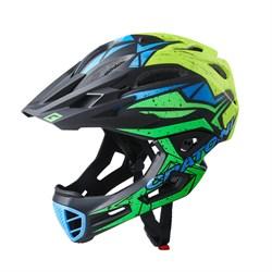 Шлем CRATONI C-MANIAC PRO Black-Lime-Yellow - фото 6486
