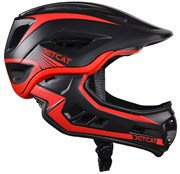 Шлем JetCat Raptor black/red