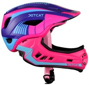Шлем JetCat Raptor pink/purple/blue