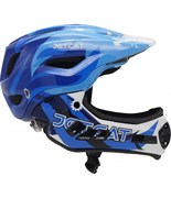 Шлем JetCat Raptor SE blue/white